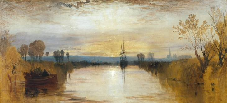 Chichester Canal - William Turner