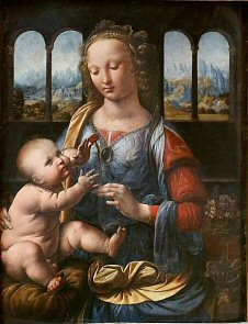 Madonna of the Carnation