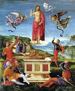 Resurrection of Christ - Raphael