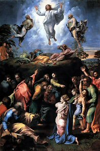 The Transfiguration - Raphael
